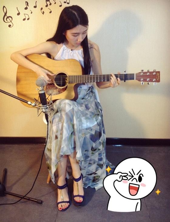 柳下依子_靠谱吉他手 小松原俊的《passion》 美女指弹吉他 柳舒淇