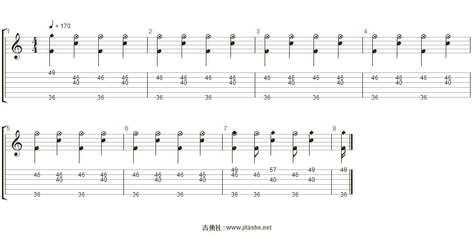 ?n_數碼寶貝 - butter fly吉他譜(percusi髇)_和田光司