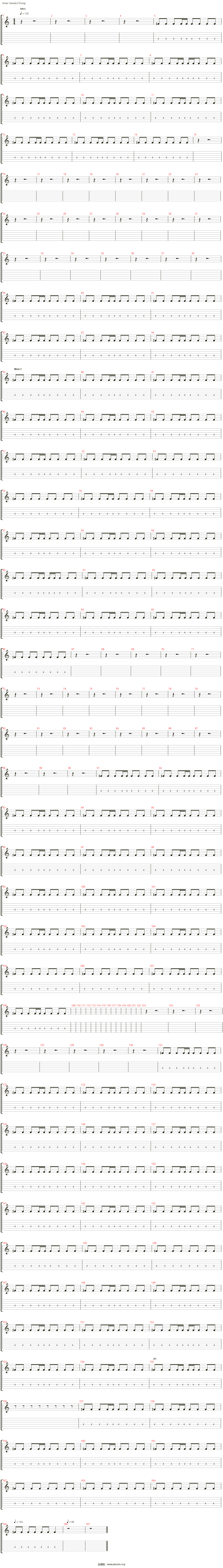 White Album 2 - 届かない恋吉他谱(Tambourine)_动漫游戏