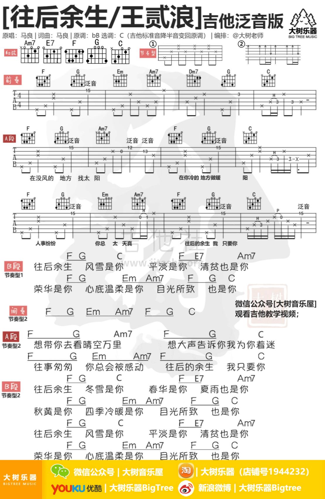 往后余生(超还原泛音版)吉他谱(图片谱,弹唱,伴奏,教学)_马良_模板_meitu_3_meitu_2.jpg