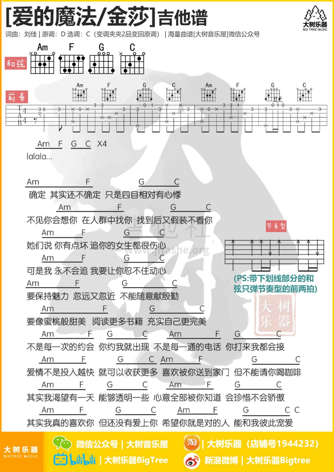 爱的魔法吉他谱(图片谱,弹唱,和弦谱,大树乐器)_金莎(蓝菲琳)_模板_meitu_3_meitu_2_meitu_6.jpg
