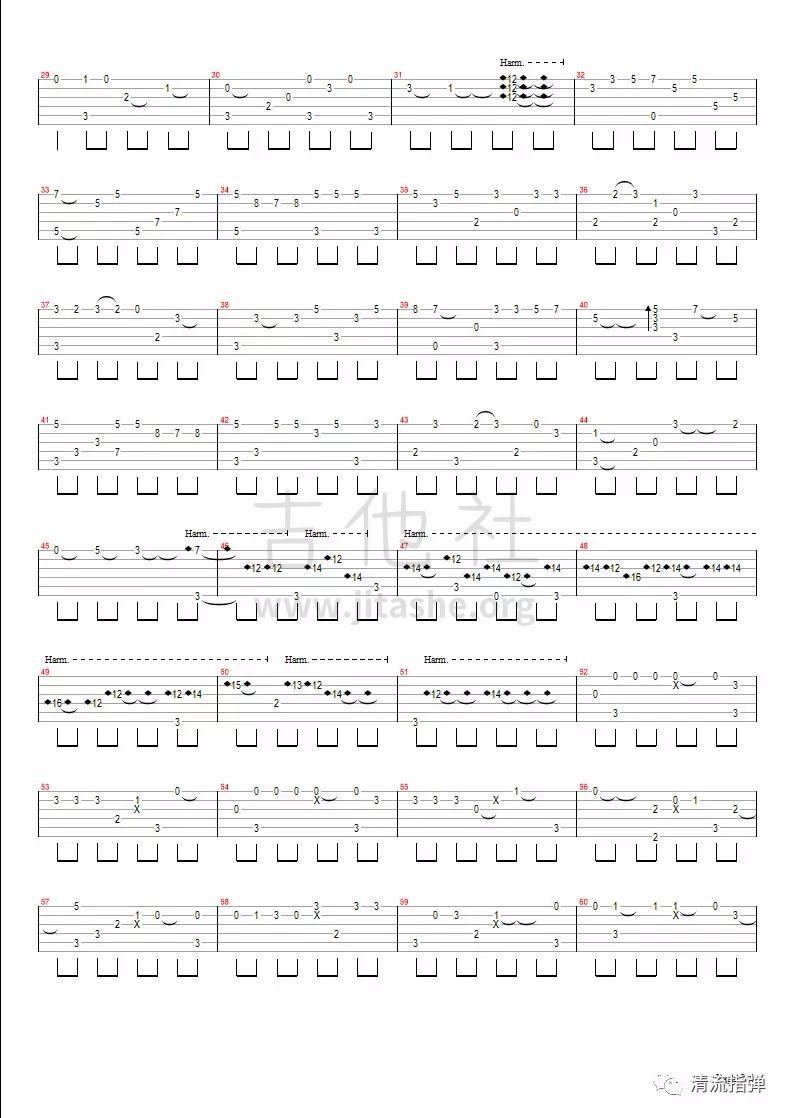 你还要我怎样吉他谱(图片谱,指弹,简单版)_薛之谦_2.jpg