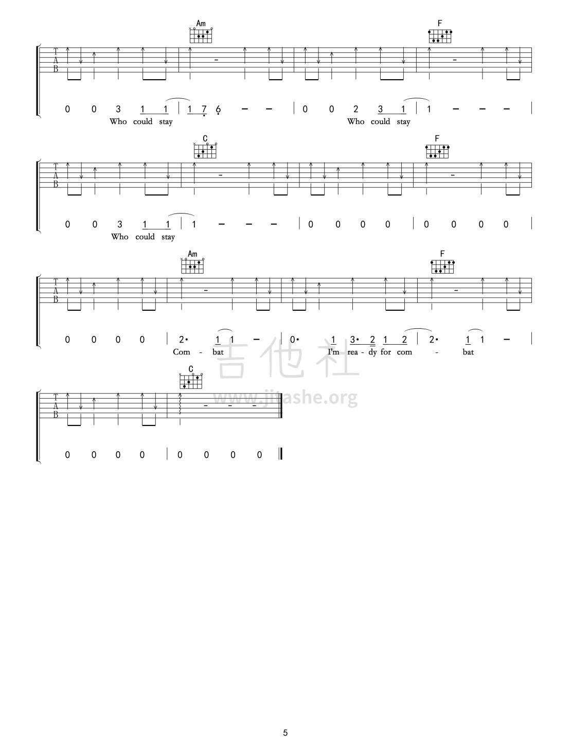The Archer吉他谱(图片谱,弹唱)_Taylor Swift(泰勒·史薇芙特;泰勒·斯威夫特)_The Archer05.jpg
