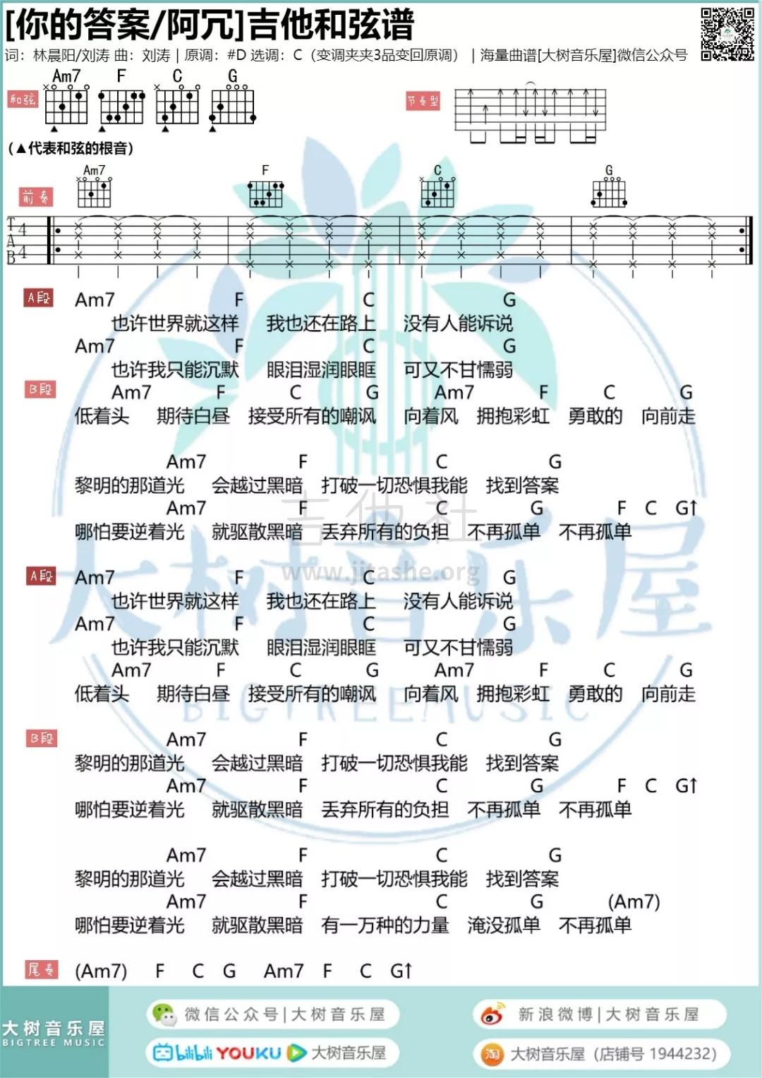 你的答案(大树音乐屋)吉他谱(图片谱,弹唱)_阿冗_1.webp.jpg