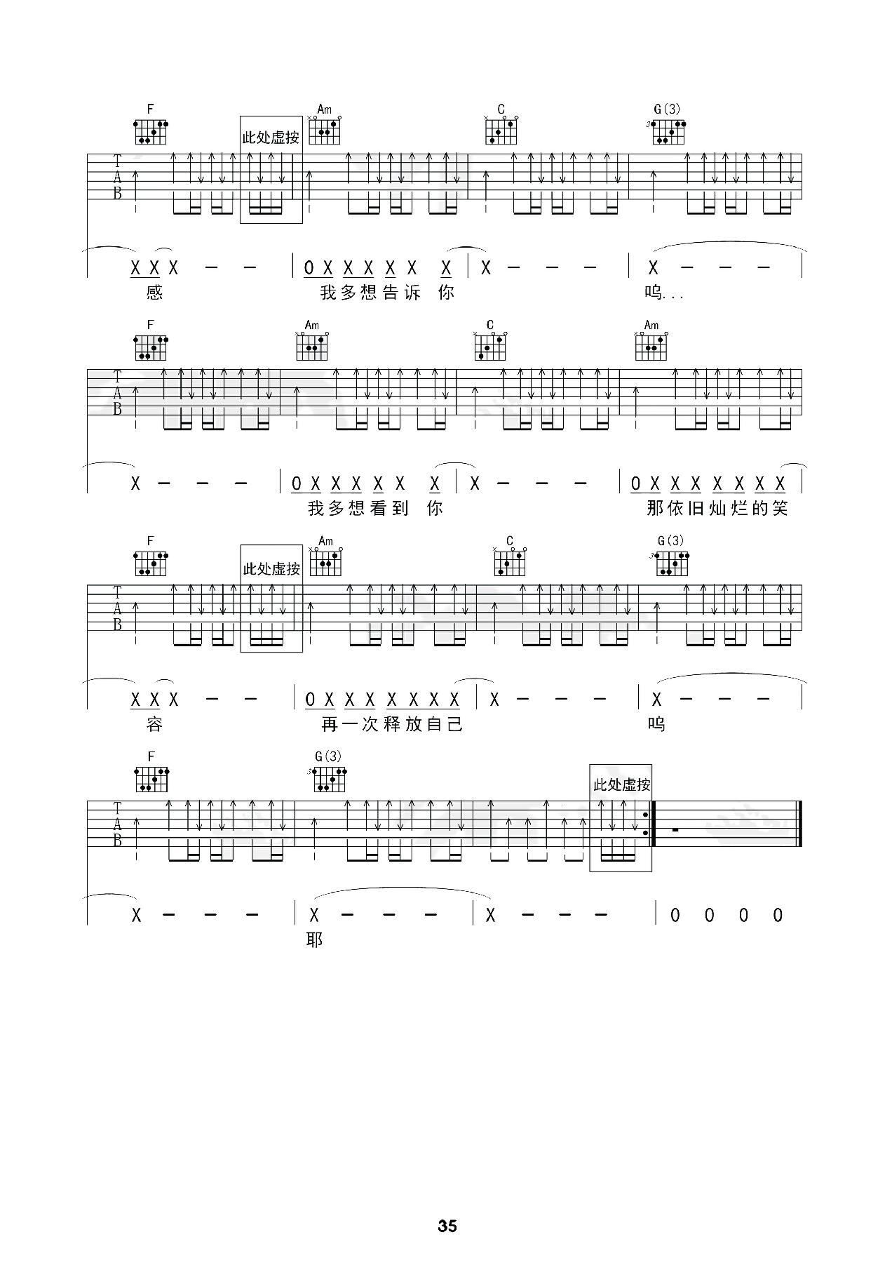 完美生活(必弹吉他)吉他谱(图片谱,伴奏,弹唱,简单版)_许巍_kgnggsfv0bajfvfd2l7v.png
