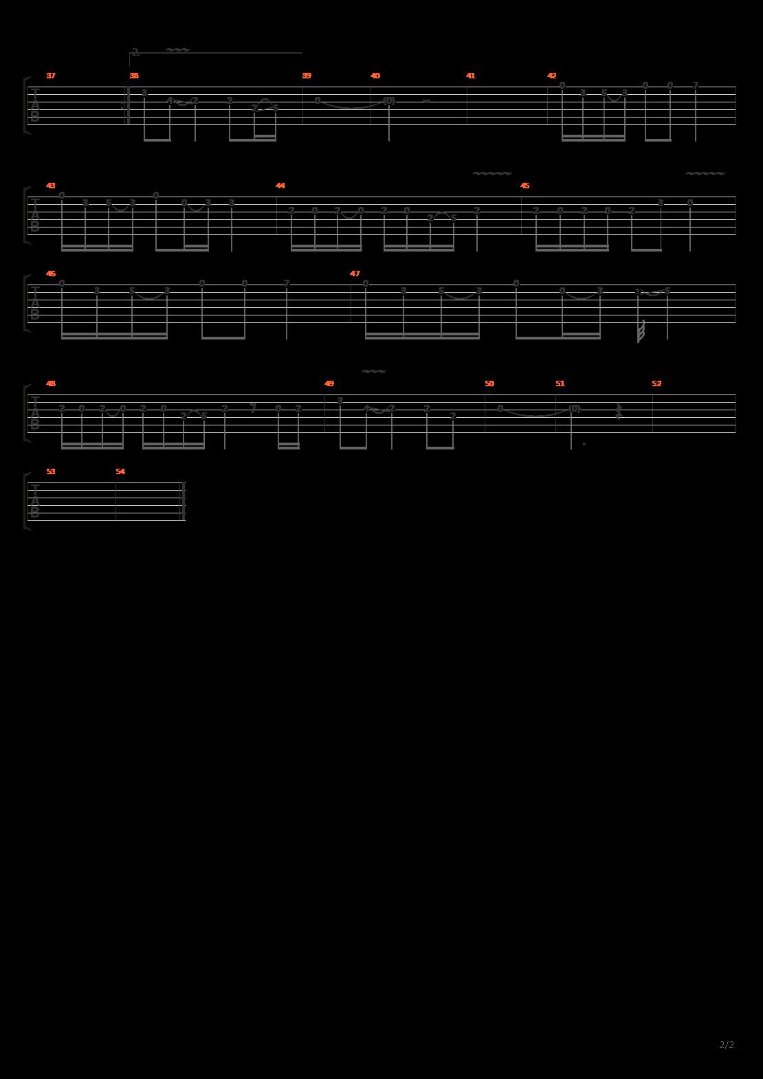 还魂门(弹唱谱)吉他谱