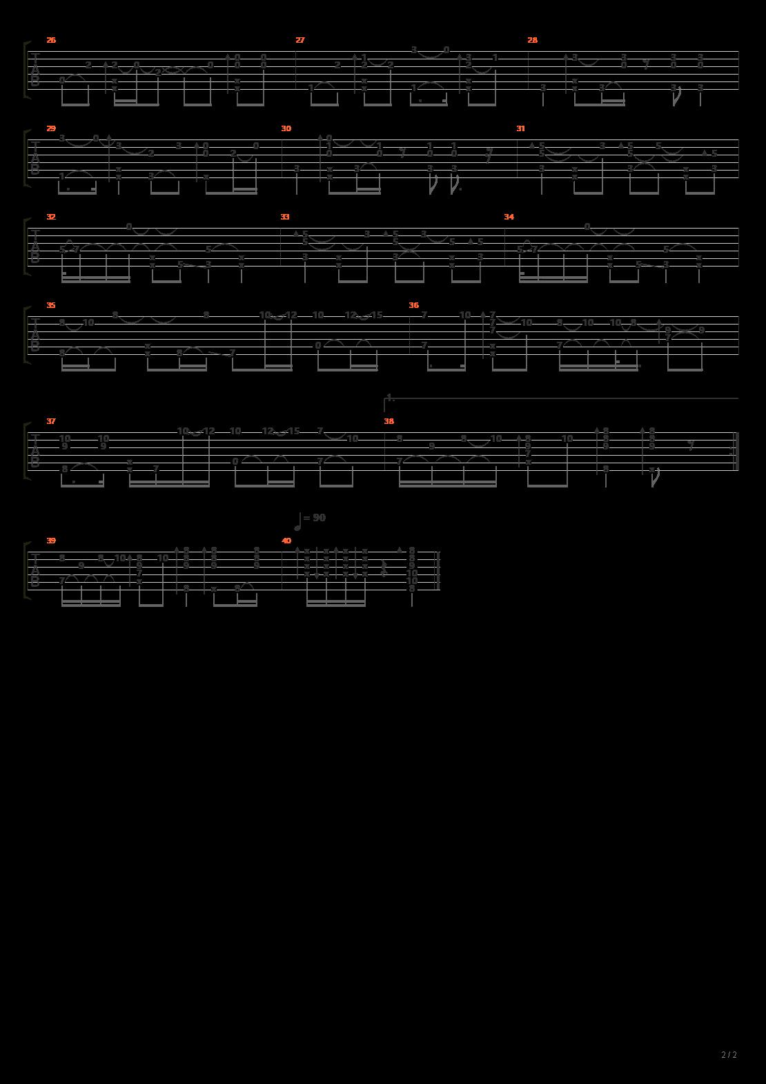 咱们屯里的人(张正好ssr cover)吉他谱