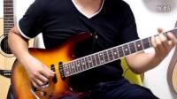 海音艺术琴行 魔鬼中的天使 独奏 电吉他版 杨明