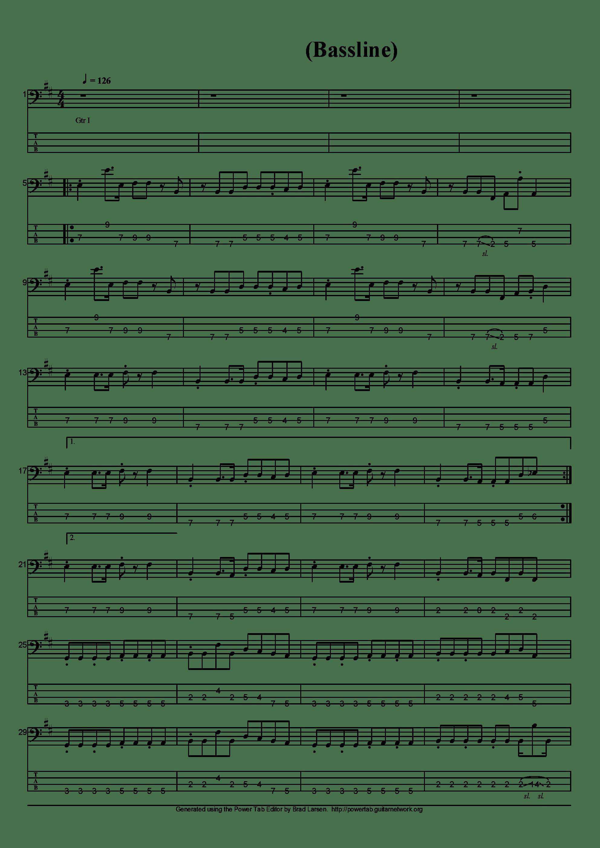 シンデレラ吉他谱1