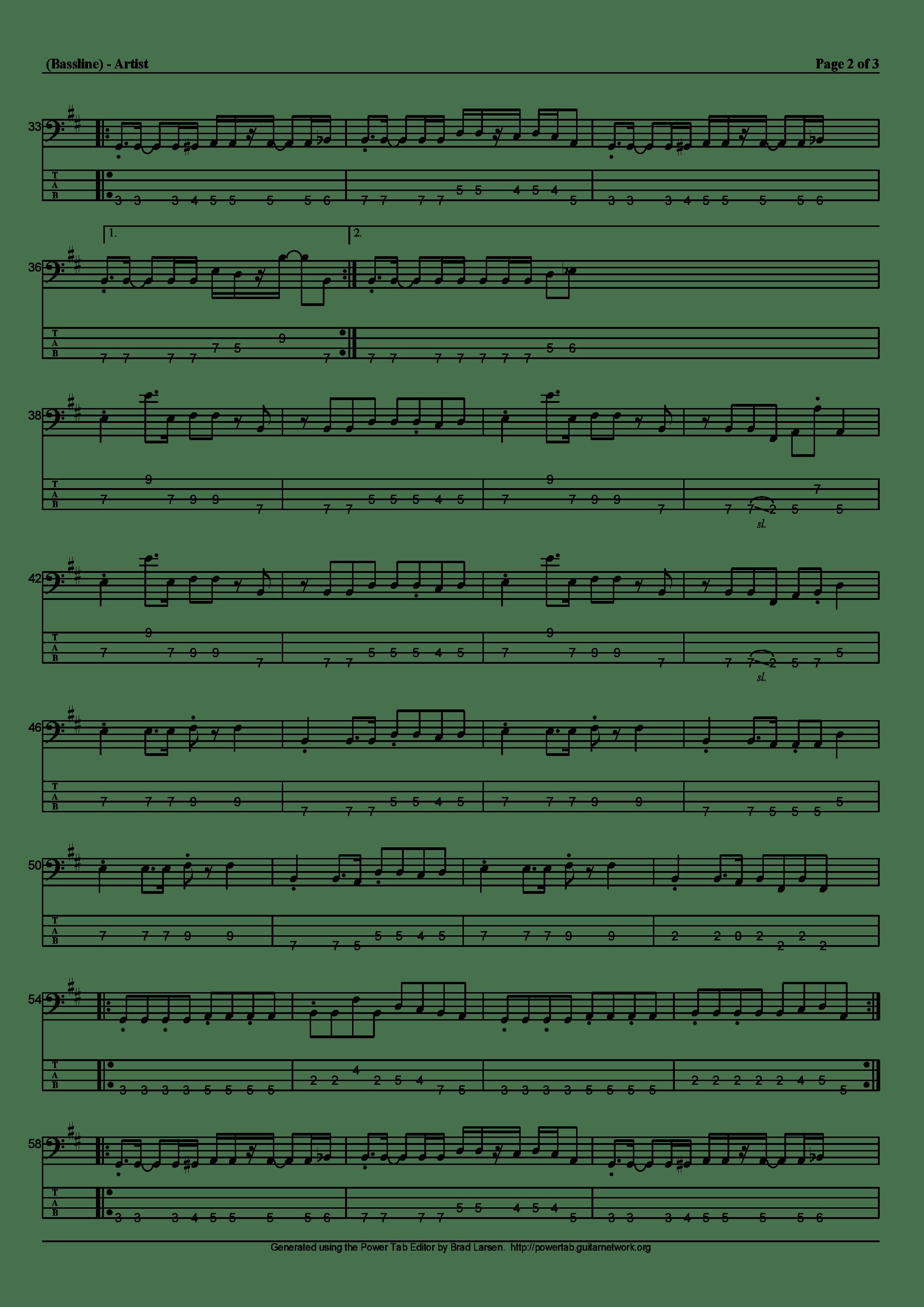 シンデレラ吉他谱2