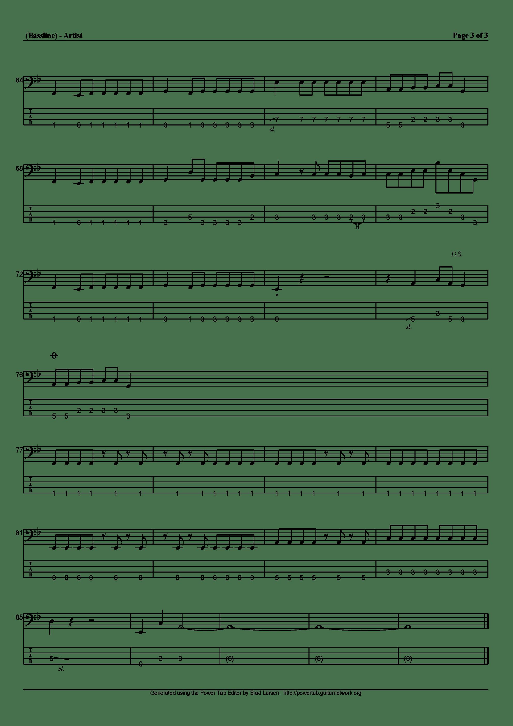 スマトラ警備隊吉他谱3