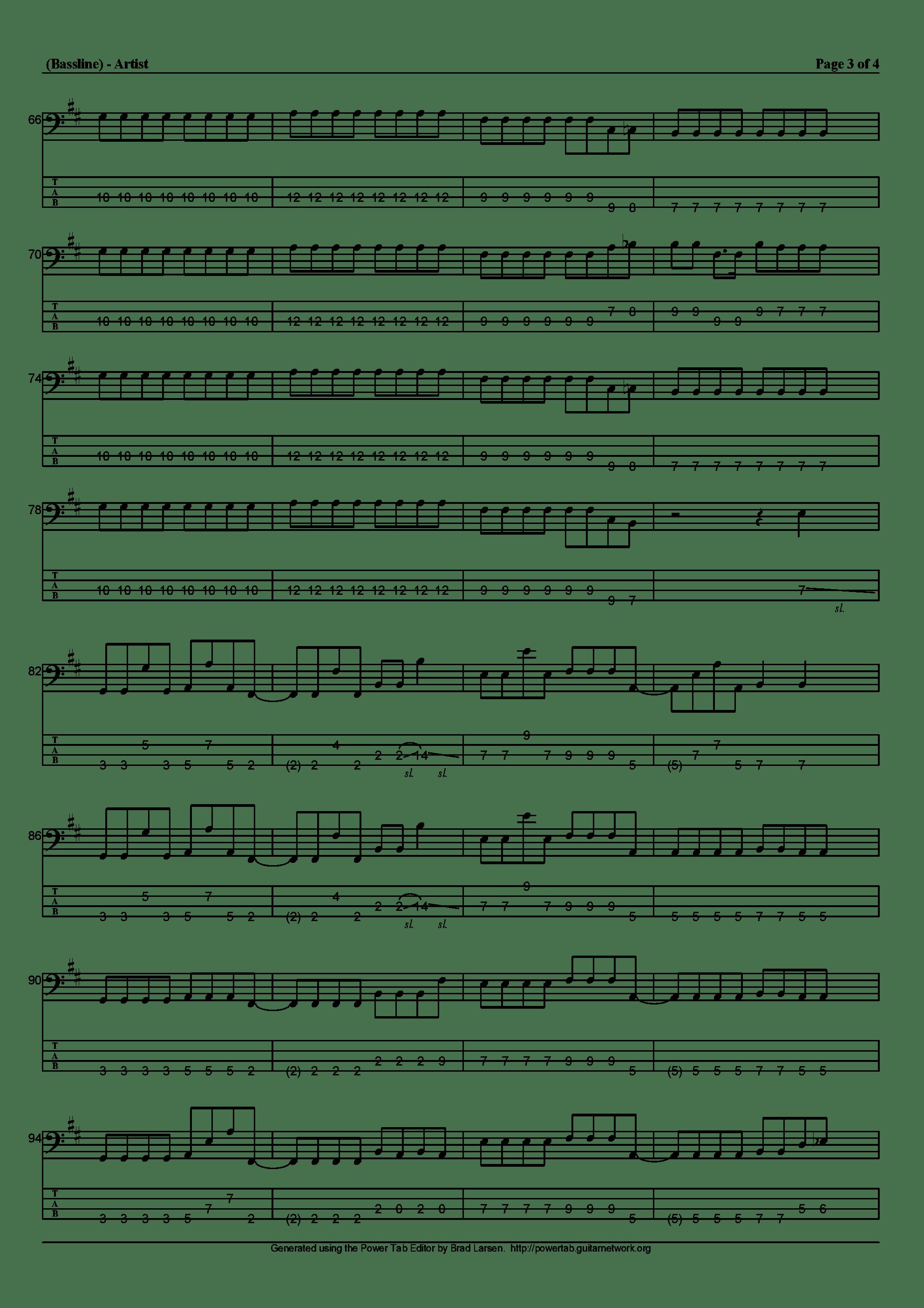 マイハートハードピンチ吉他谱3