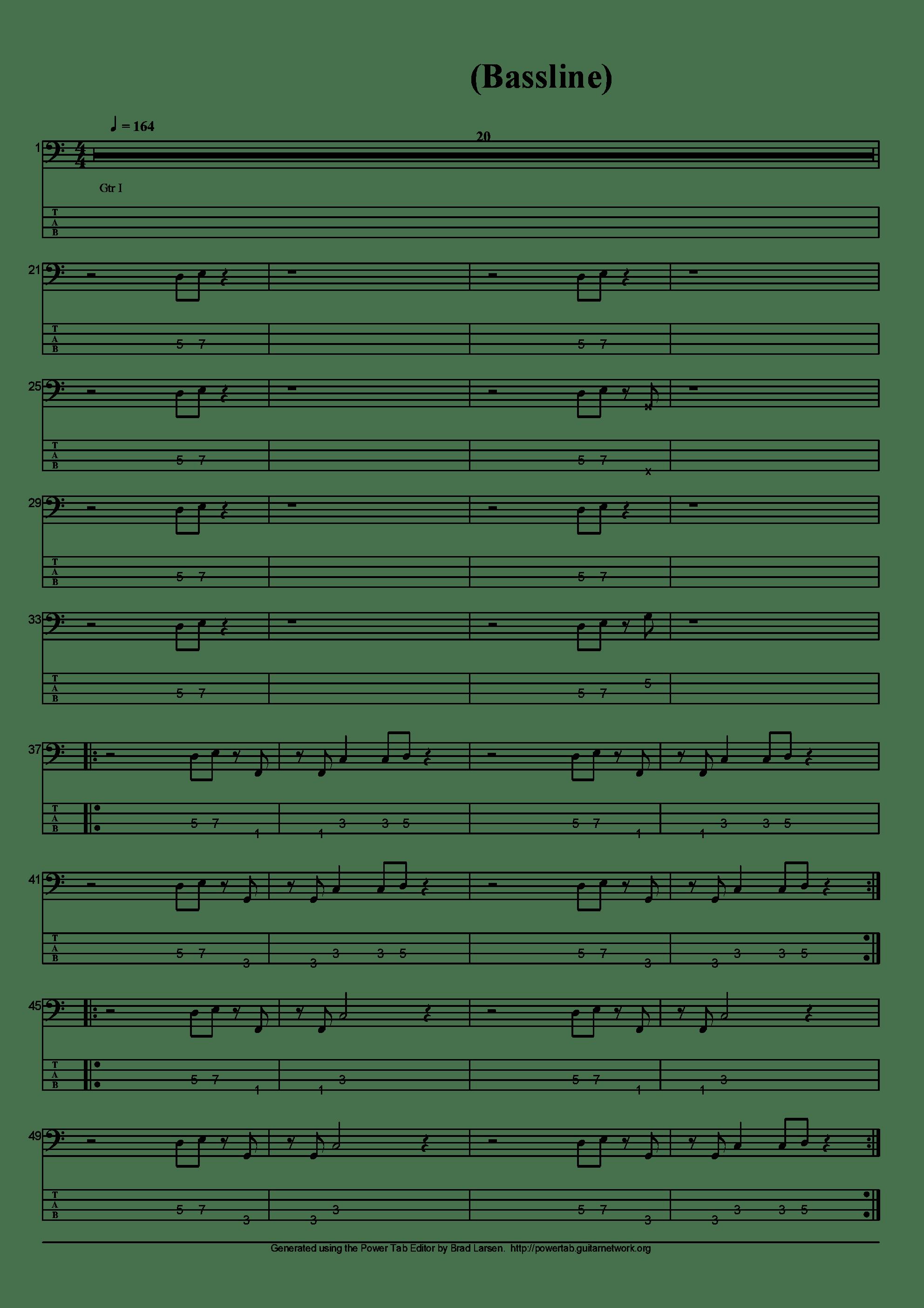 ムーンライト銀河吉他谱1
