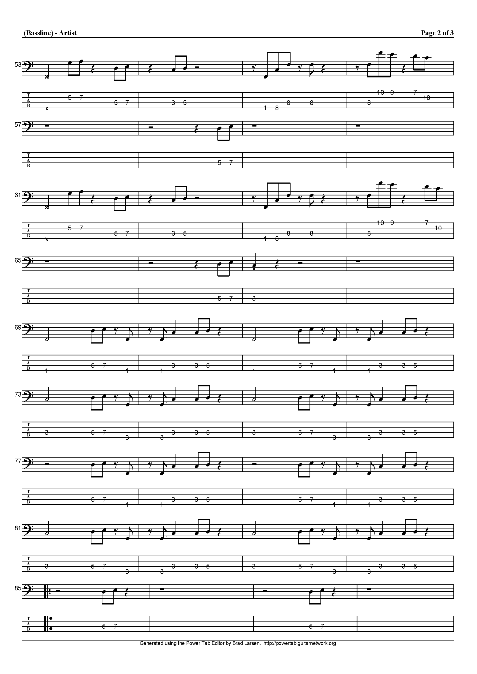 ムーンライト銀河吉他谱2