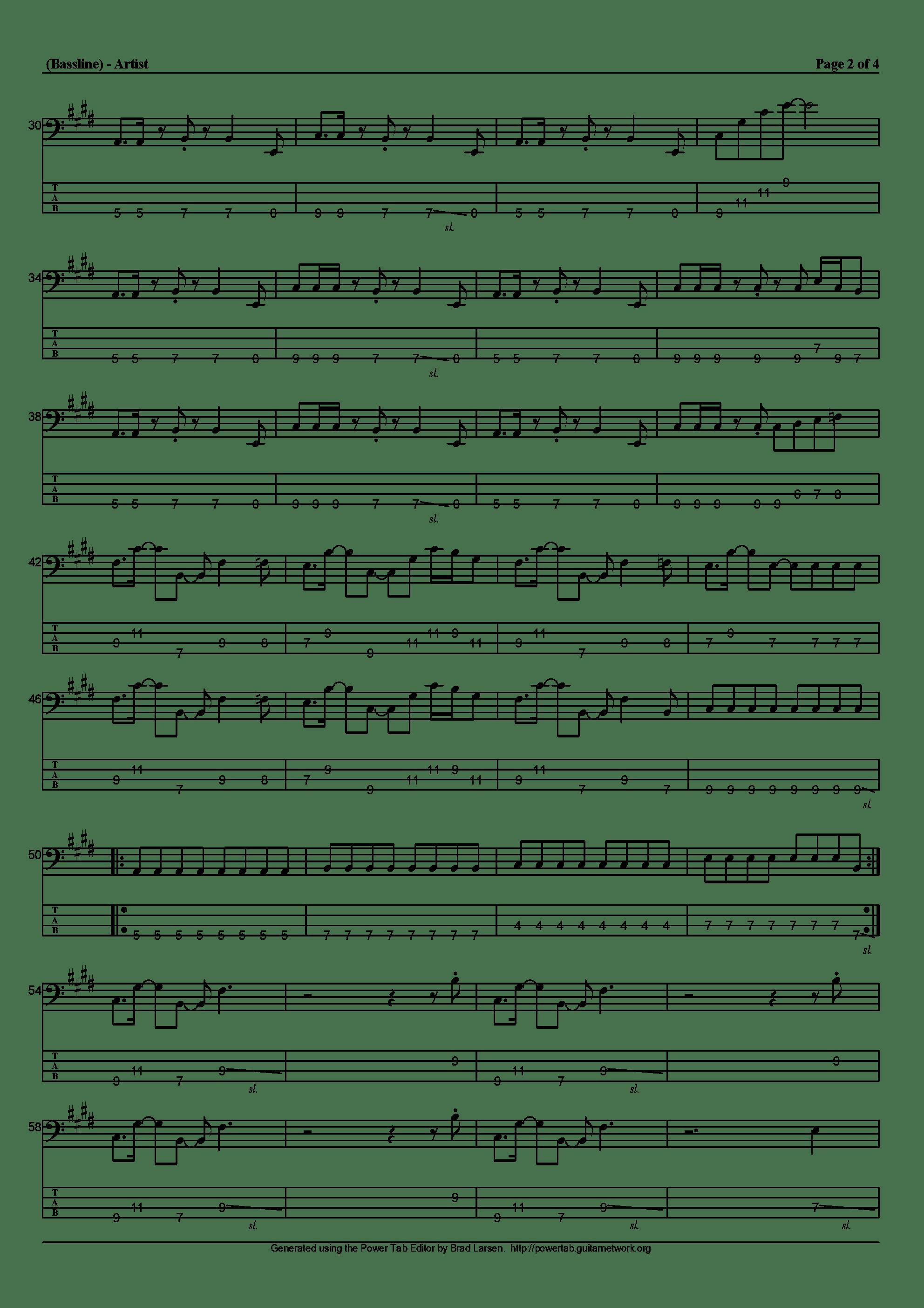 ルネサンス吉他谱2