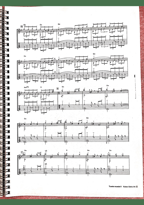 The Godfather Medley(押尾专辑版)吉他谱4
