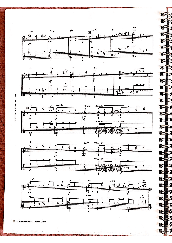 The Godfather Medley(押尾专辑版)吉他谱5