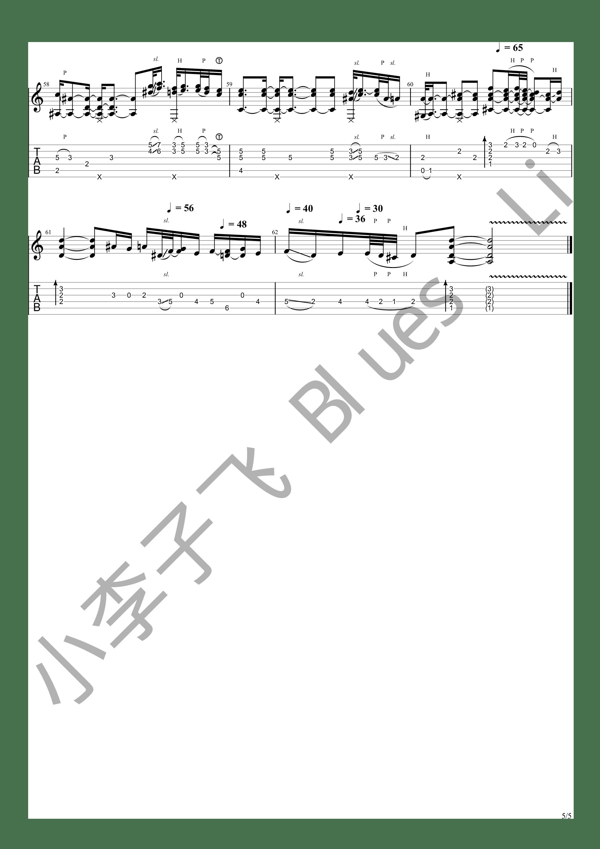 Insya Allah(狠人哥Alip_ba_ta cover)吉他谱5