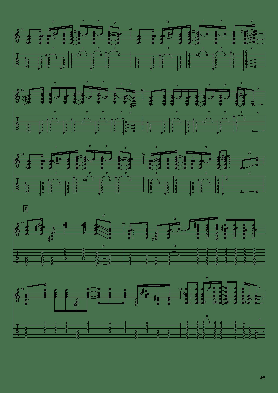 Patanga吉他谱5