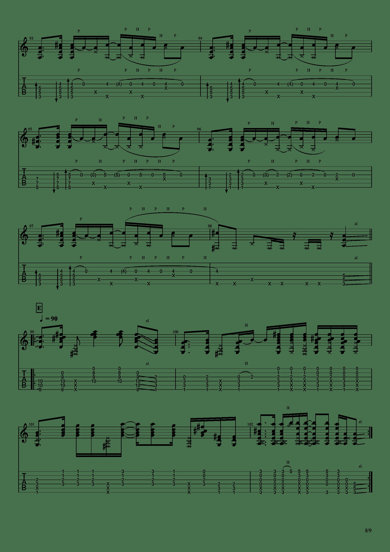 Patanga吉他谱8